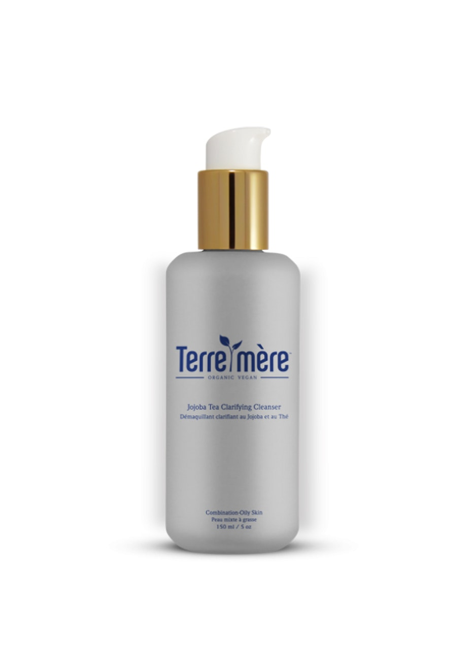 Terre Mere - Jojoba Tea Clarifying Cleanser - Combination-Oily Skin