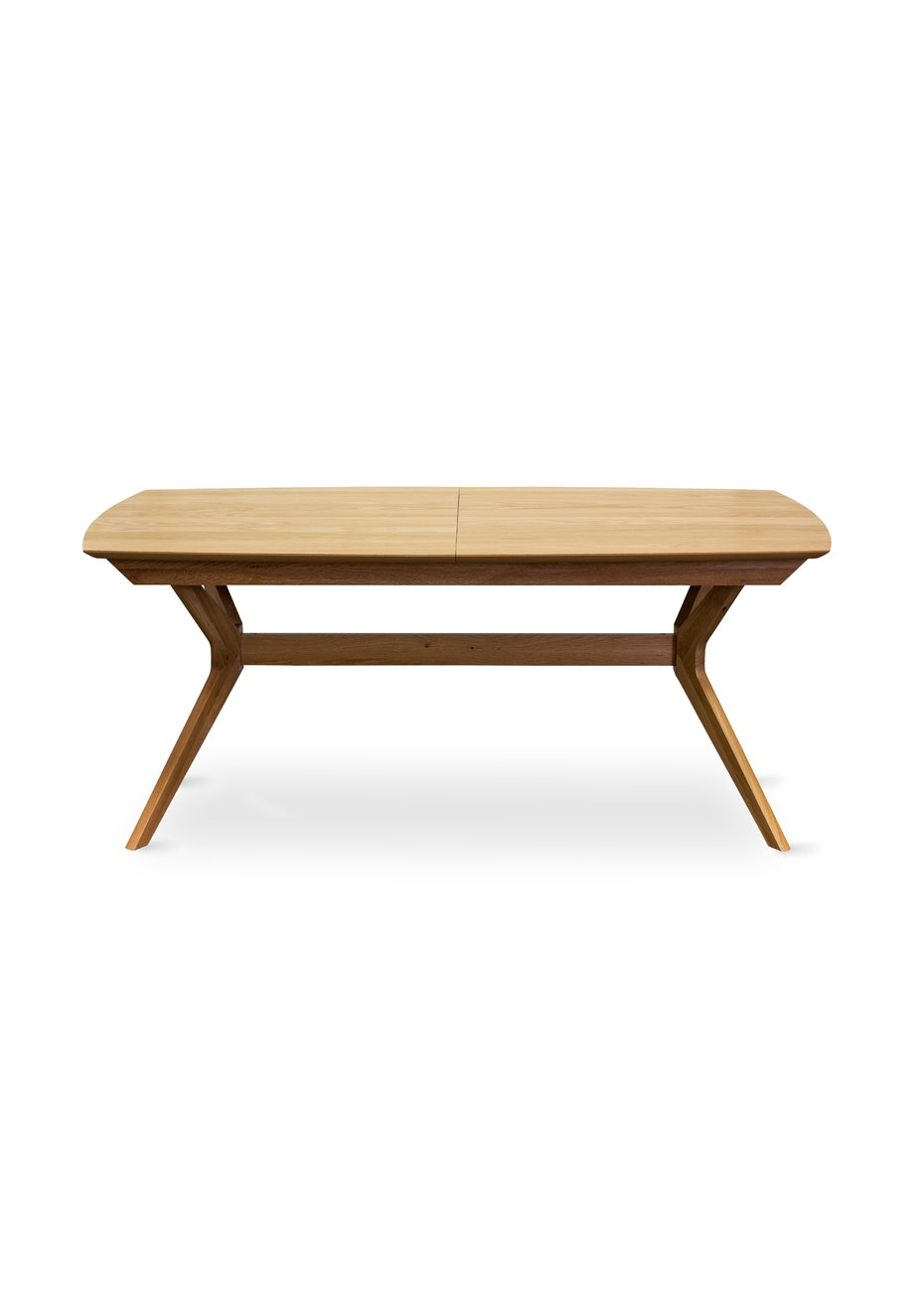 Furniture By Design - Milano Centre Dropleaf Ext. Table- Light Oak
