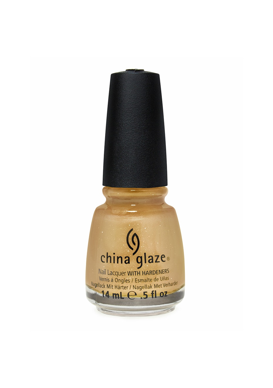 China Glaze The Wizard of Ooh Ahz Returns Colection #855 COWARDLY LYIN'