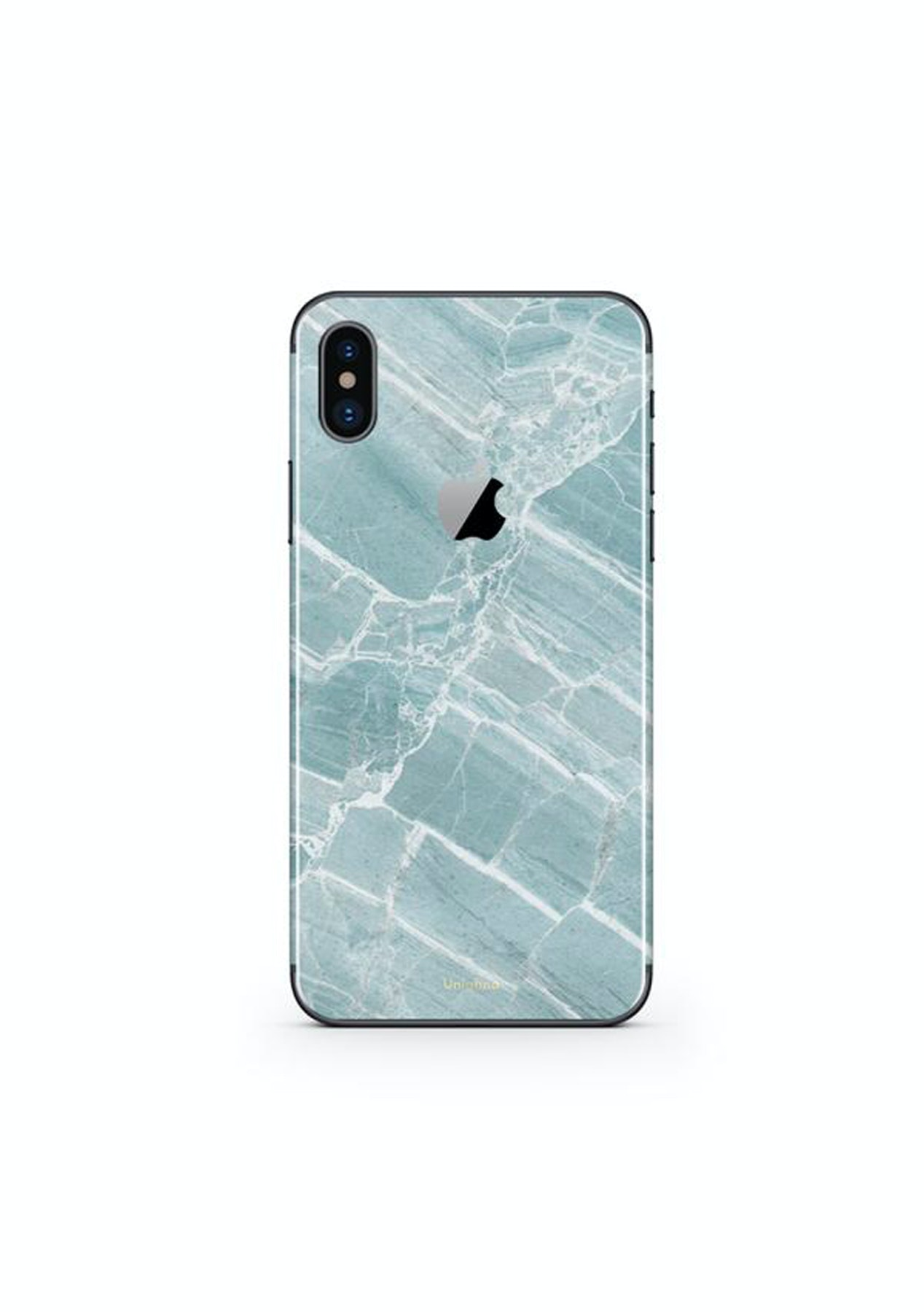 Uniqfind - Iphone Skins - Mint Marble