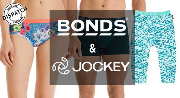 Bonds & Jockey Final Sale