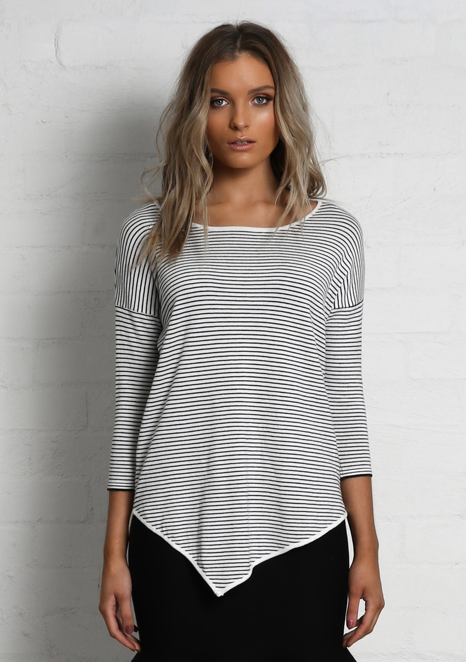 Madison - BUILDING BLOCKS KNIT - STRIPE