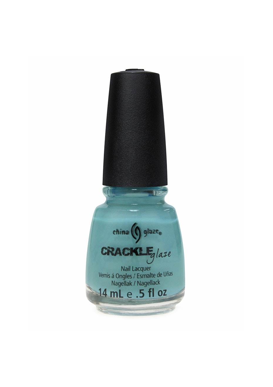 China Glaze Crackle Collection #981 CRUSHED CANDY