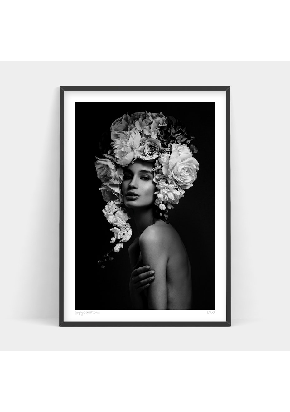 Simply Creative - Muse - A2 Colour Limited Edition Print