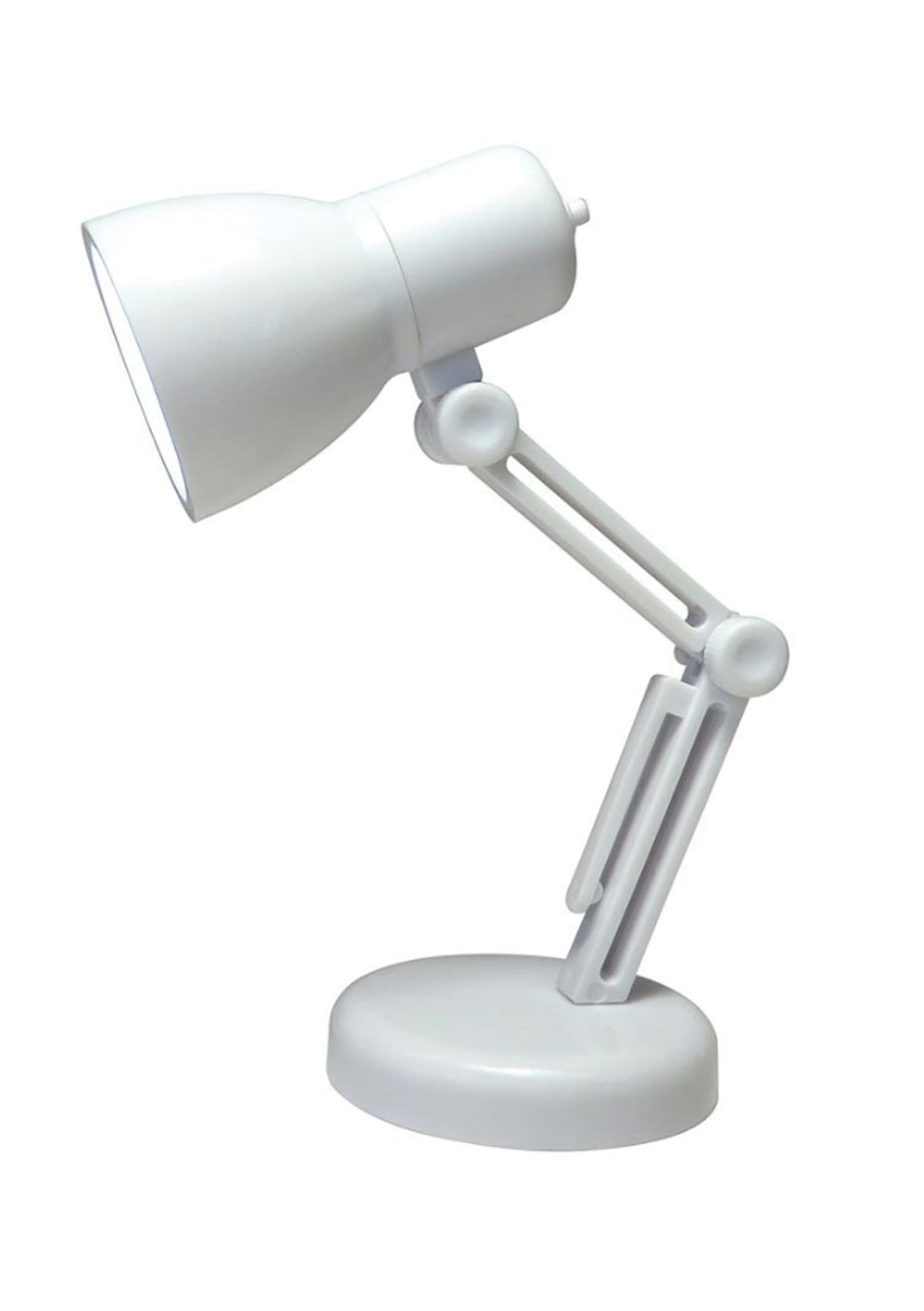 Just Add Colour LED Book Light - White