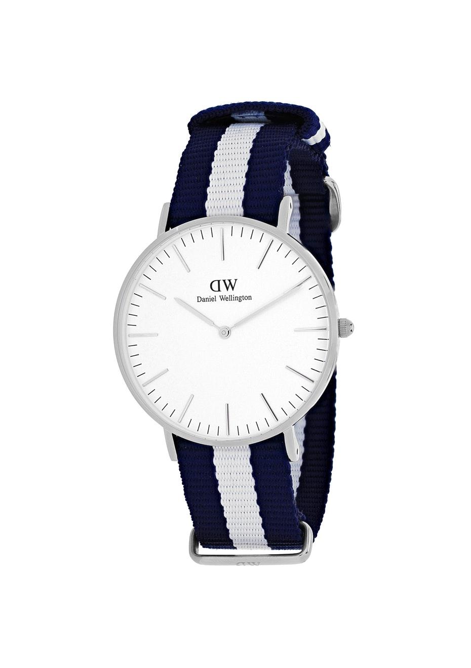 Daniel Wellington Women's Classic Glasgow - Two-tone Navy B
