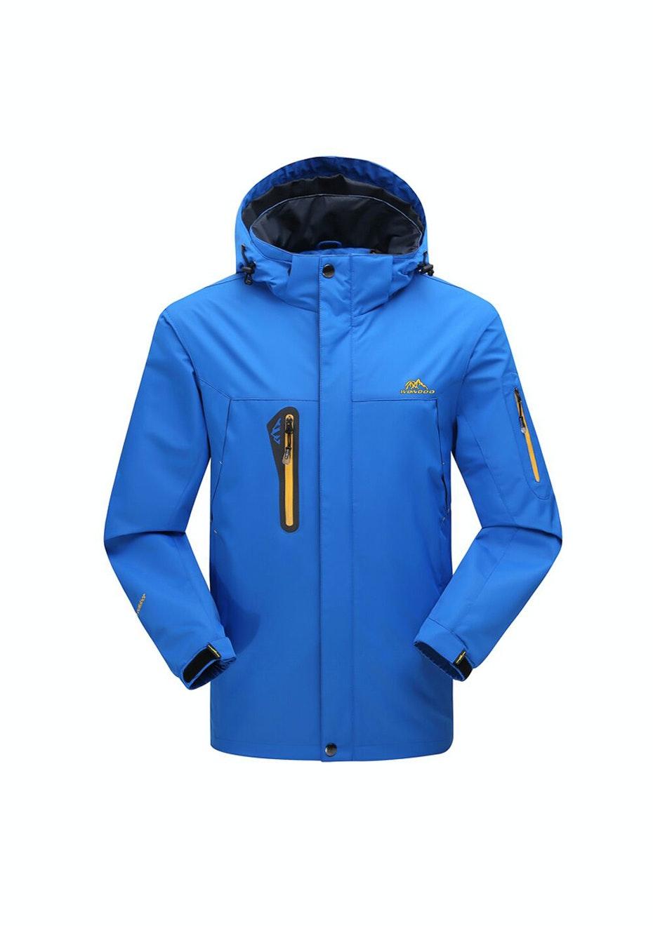 Women 2-in-1 WaterProof Jackets - Blue