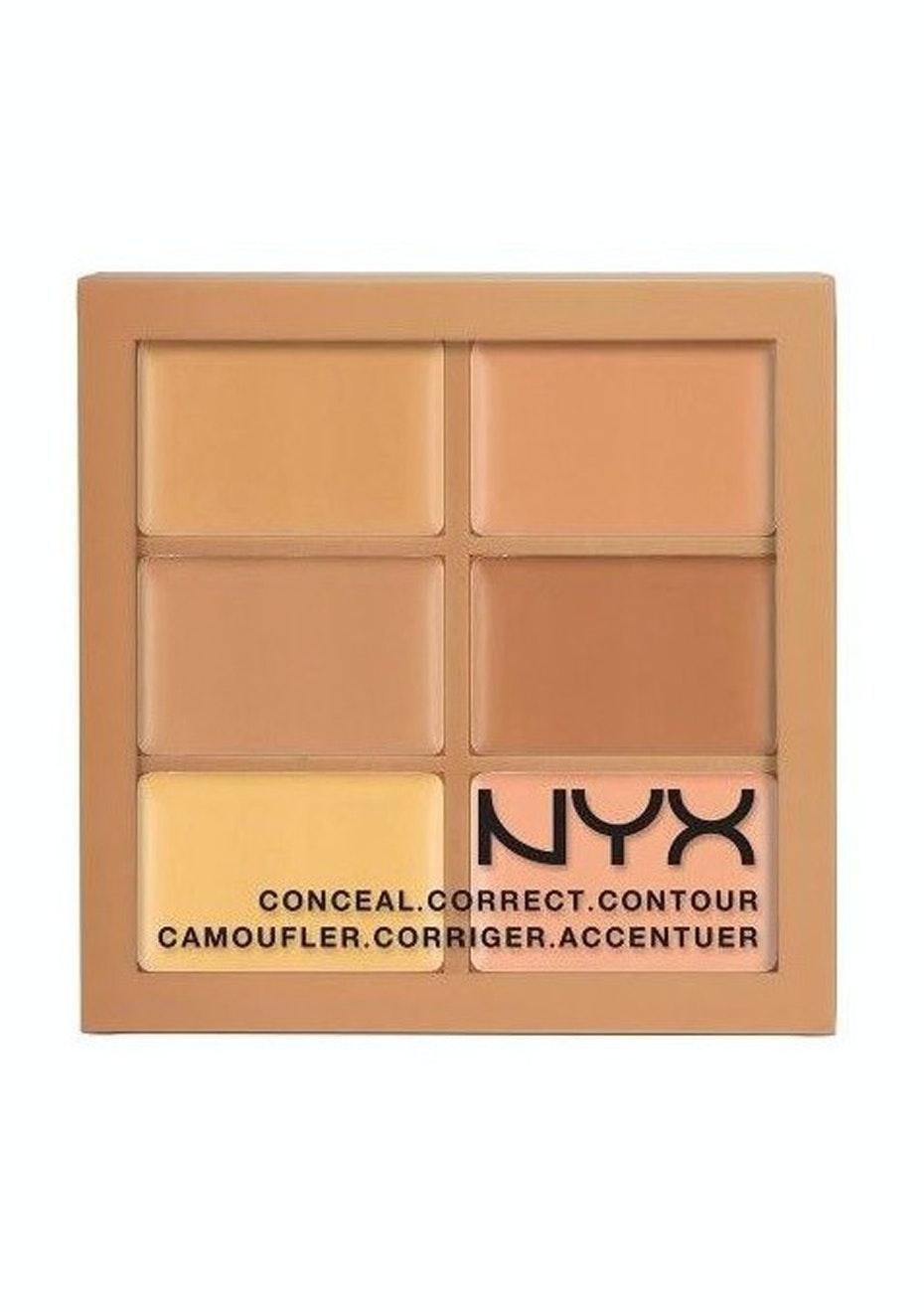 NYX - Conceal, Correct, Contour Palette - Medium