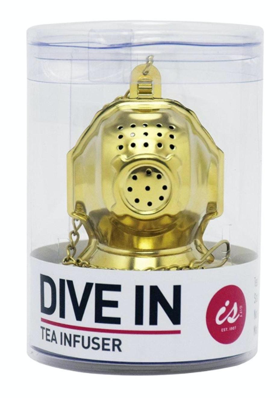 Dive In - Metal Tea Infuser