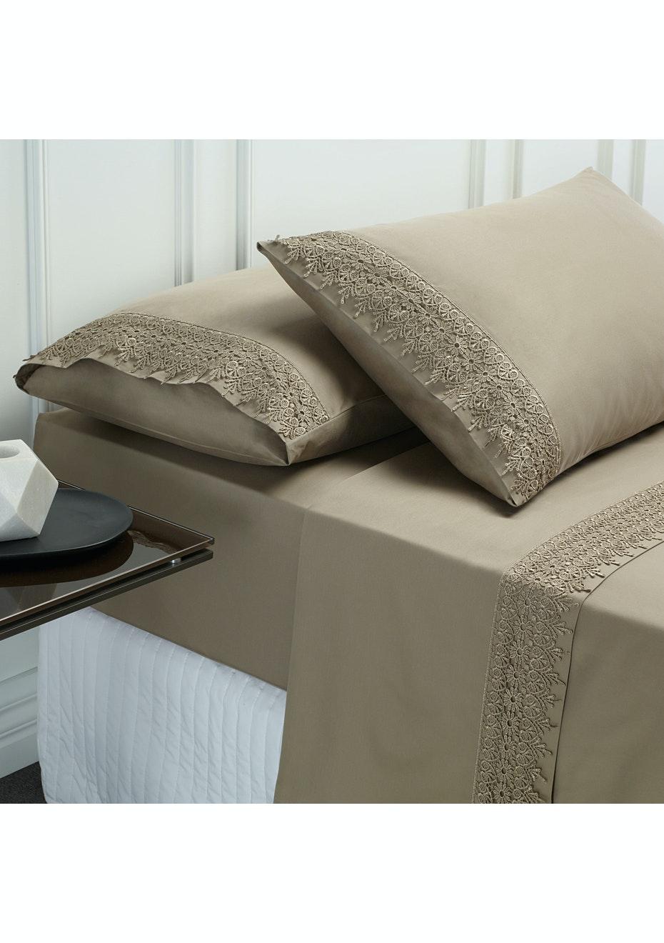 Style & Co 1000 Thread count Egyptian Cotton Hotel Collection Valencia Sheet sets Mega King Linen
