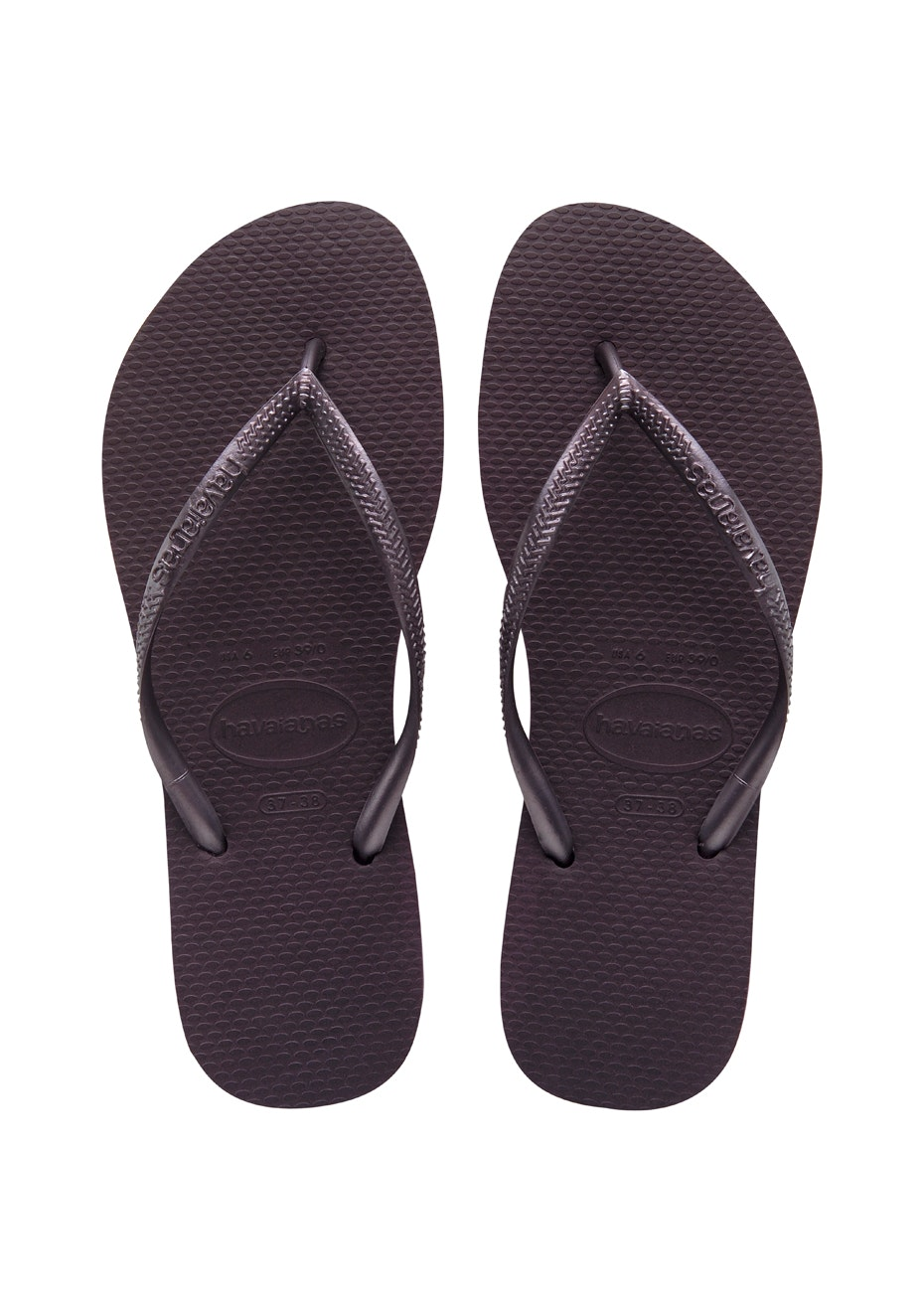 Havaianas Womens - Slim 4924 - Grape Wine