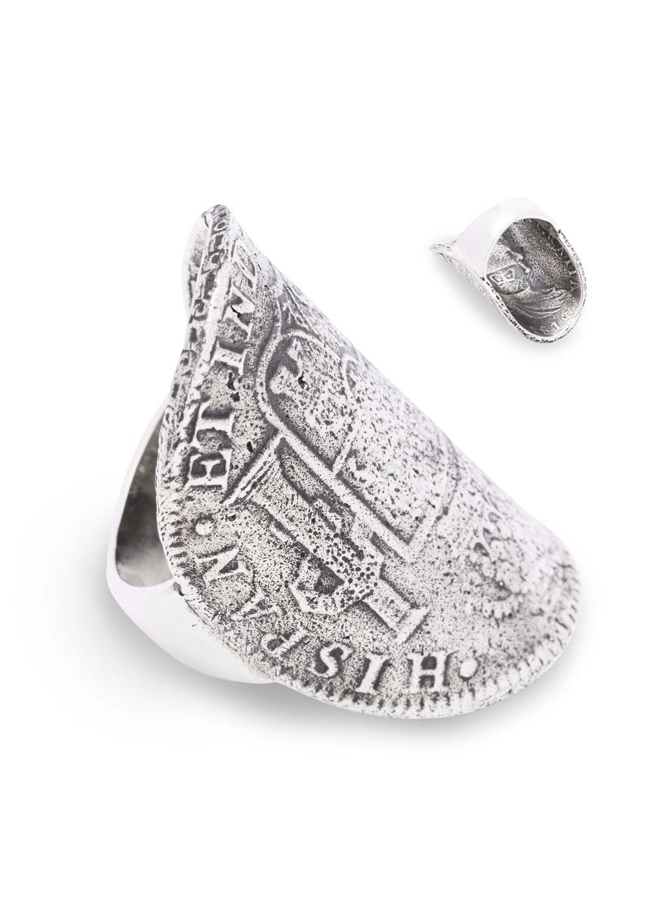 Nick Von K - Spanish Coin Ring