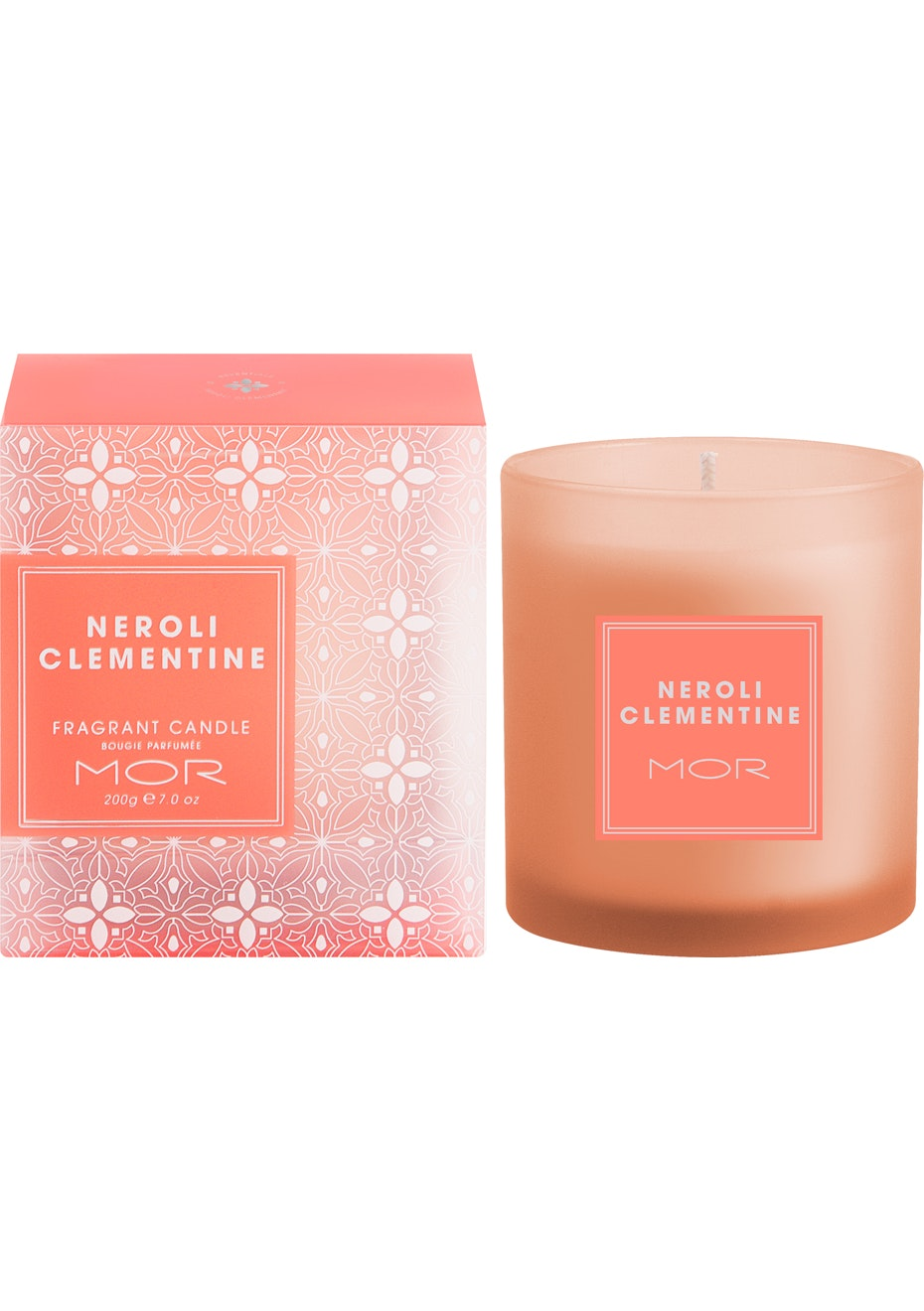 MOR - Fragrant Candle 200G Neroli Clementine