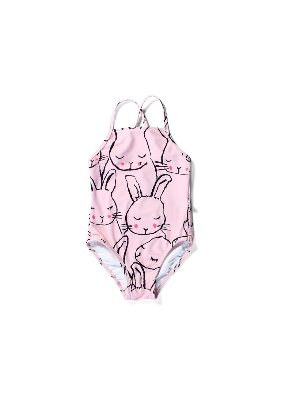 Minti - Sleepy Bunny - Swimsuit - Girls - Ballet