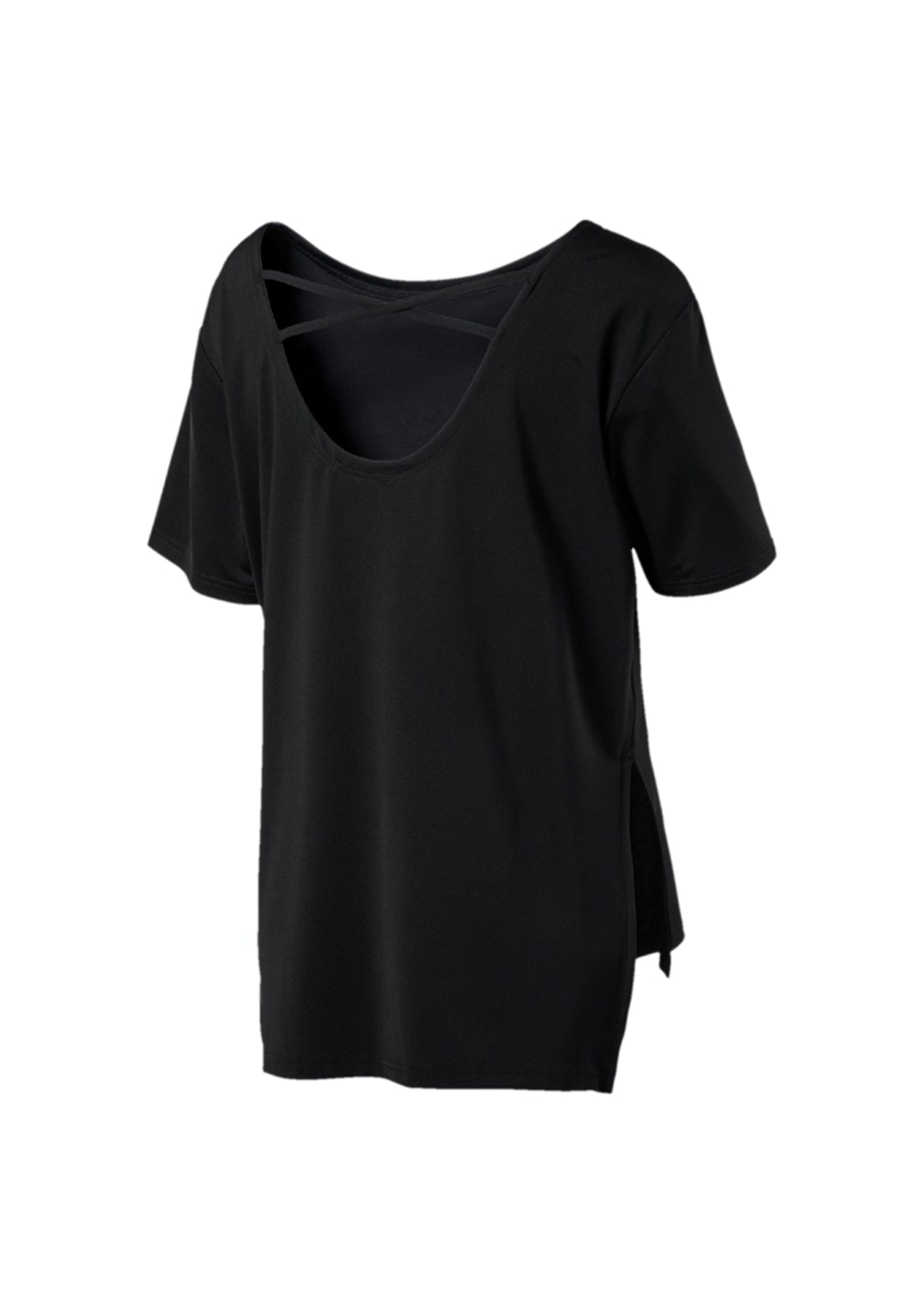65a8c65874c Puma Womens - Transition Tee Black - Up to 63% Off PUMA Womens - Onceit