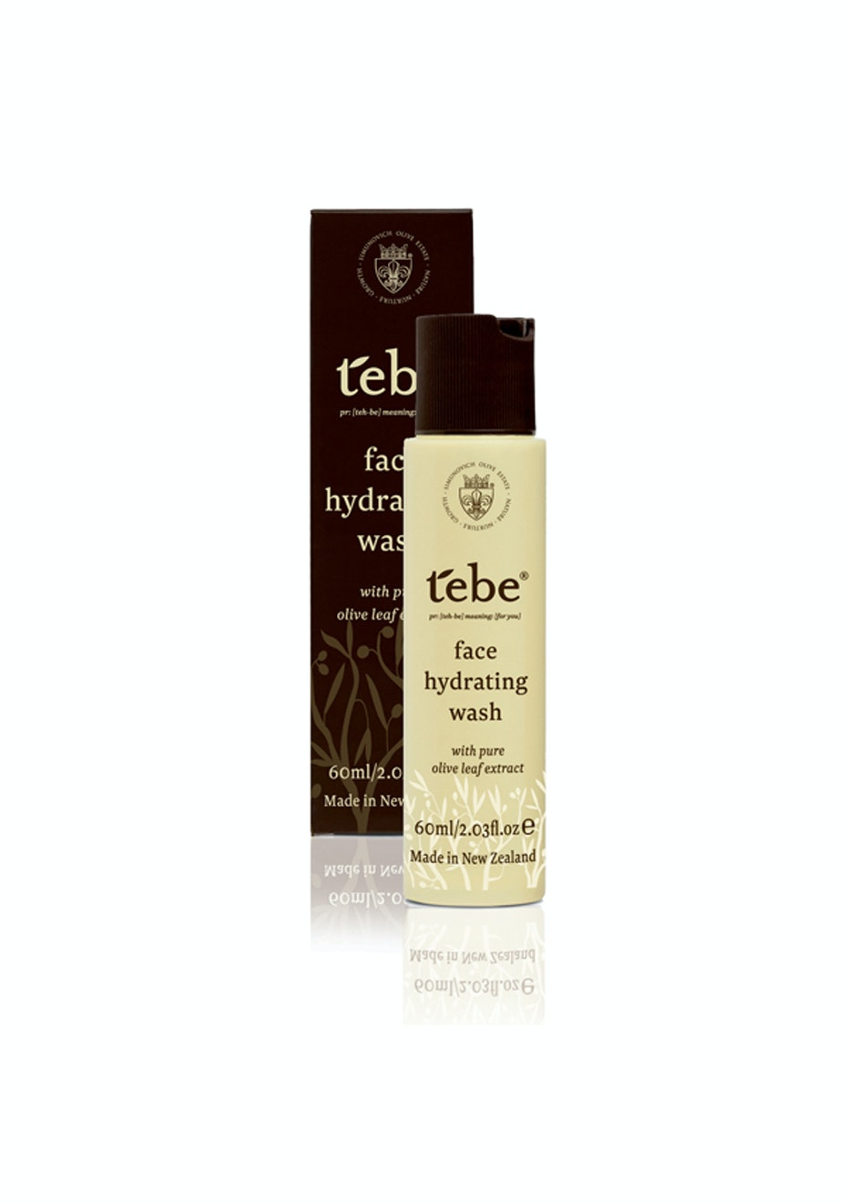 Tebe Face Hydrating Wash
