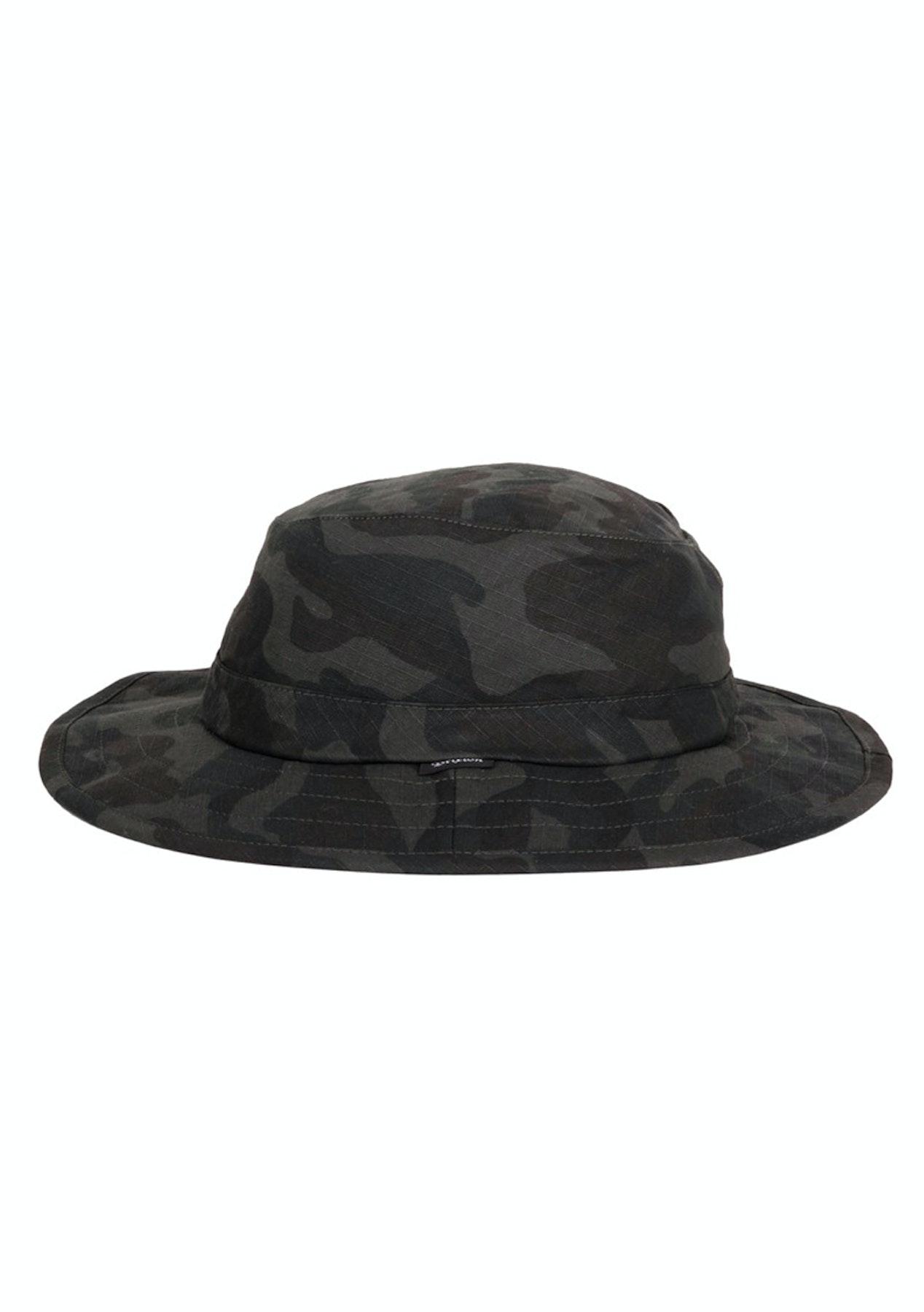 1cb8cd40579 Brixton - Tracker Bucket Hat - Grey - Mens Streetwear Sale - Onceit