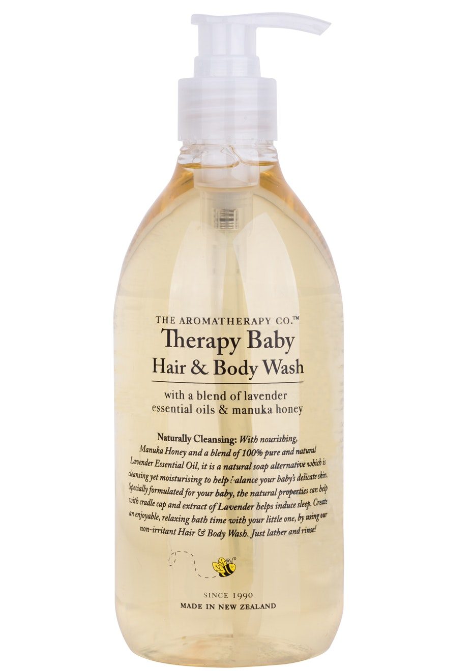 The Aromatherapy Co.  Therapy Baby Hair & Body Wash -  - 500ml
