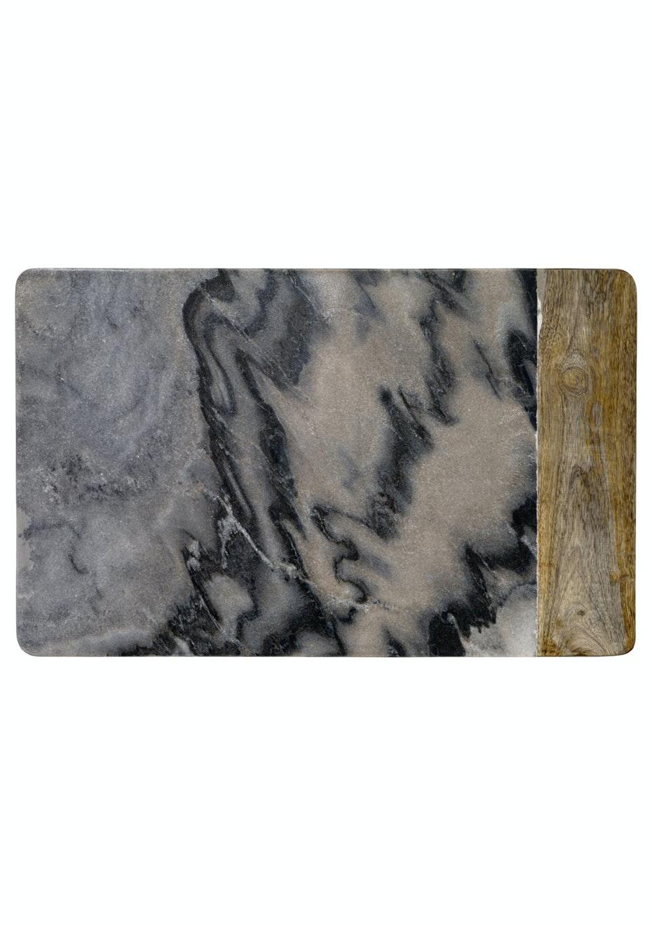 Jason - Marble Rectangular Platter