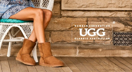 Image of the 'Ozwear UGGs' sale