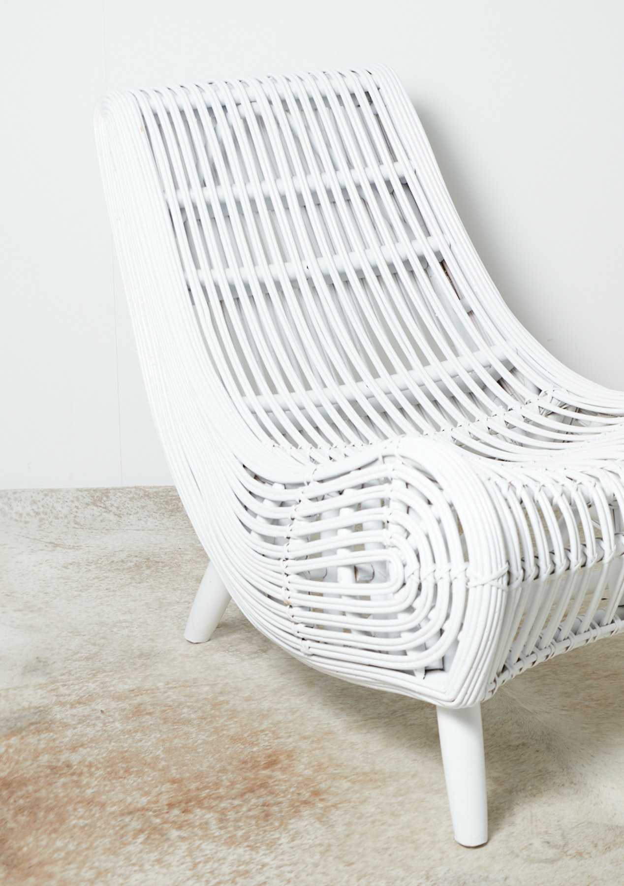 George Collective - Rattan lounge Chair - George ...