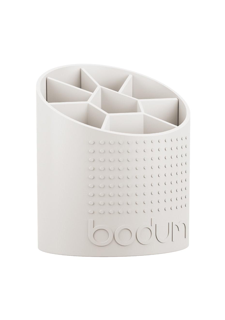 Bodum - Utensil Holder - Off White