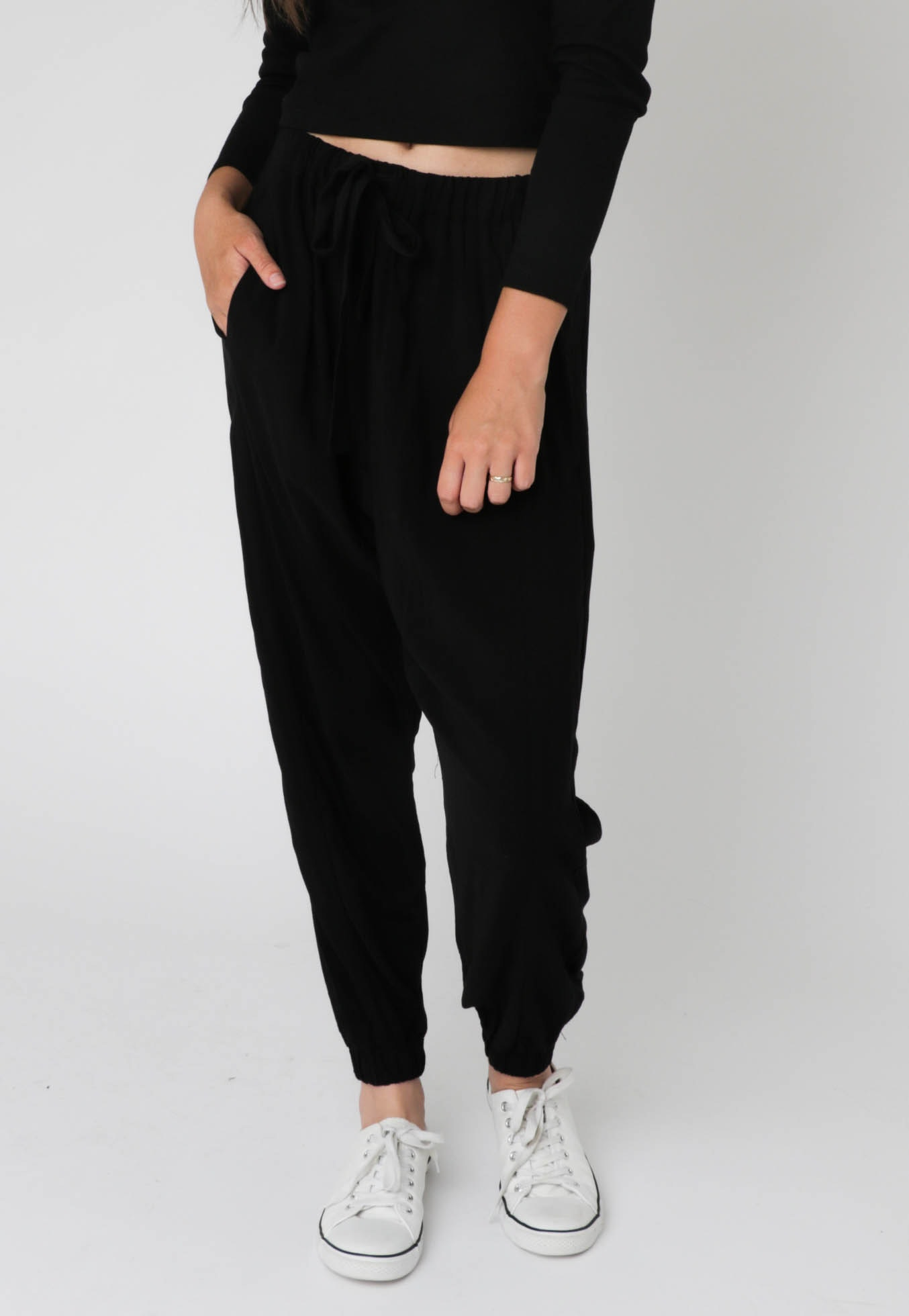 All About Eve - Vivid Pant - Black