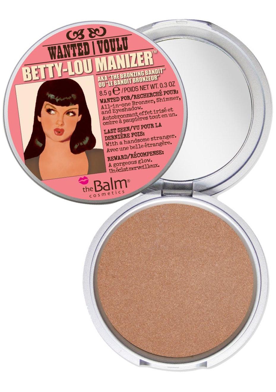 theBalm Betty Lou Manizer