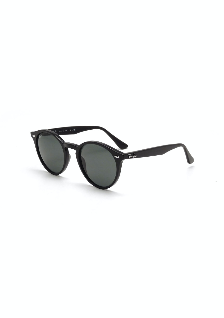 Ray-Ban -  RB2180 601/71/49 - ROUND Black