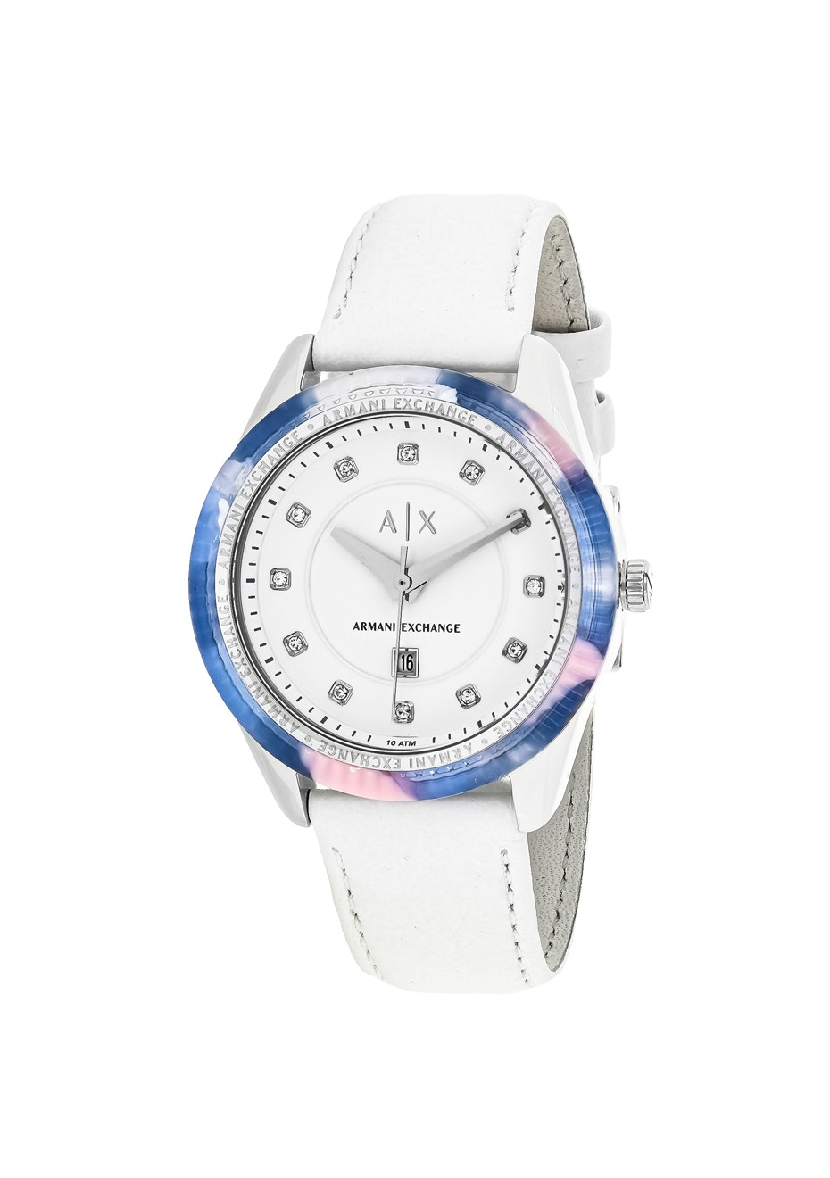 Armani Exchange Women's Classic - White/White