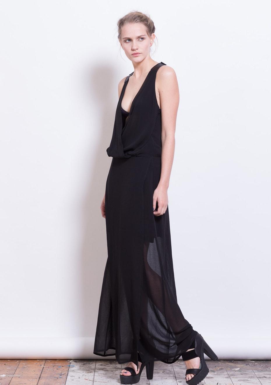 XPLAIN - Destino Dress - Black