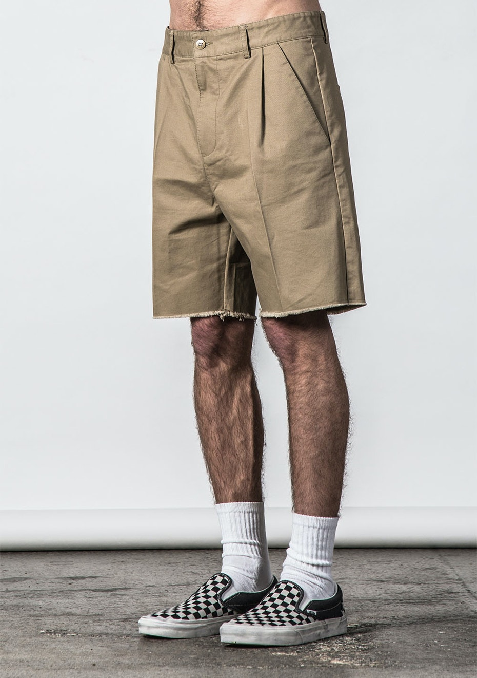 Thing Thing - Heist Short - Tan