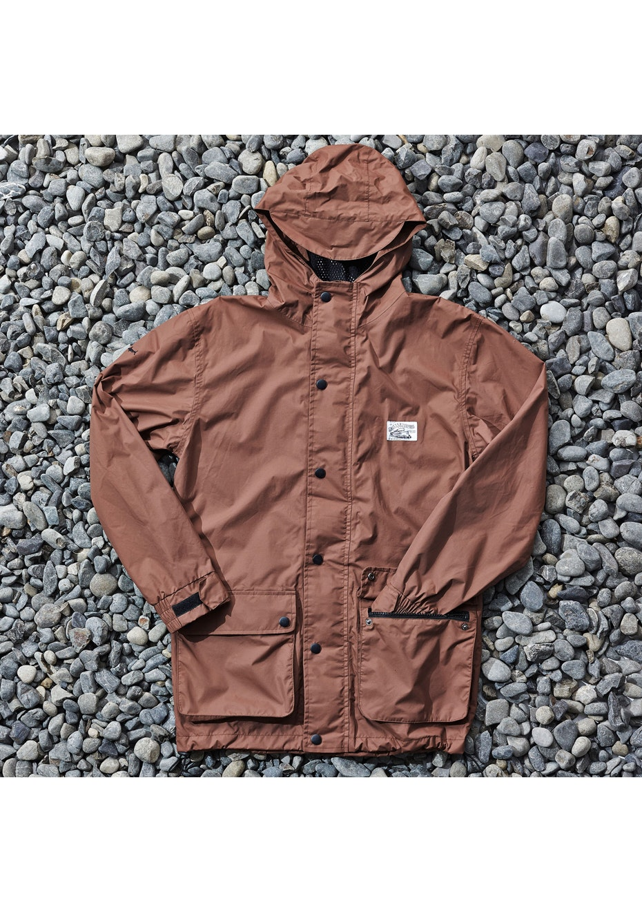 Just Another Fisherman - Critter Collector Jacket - Brown