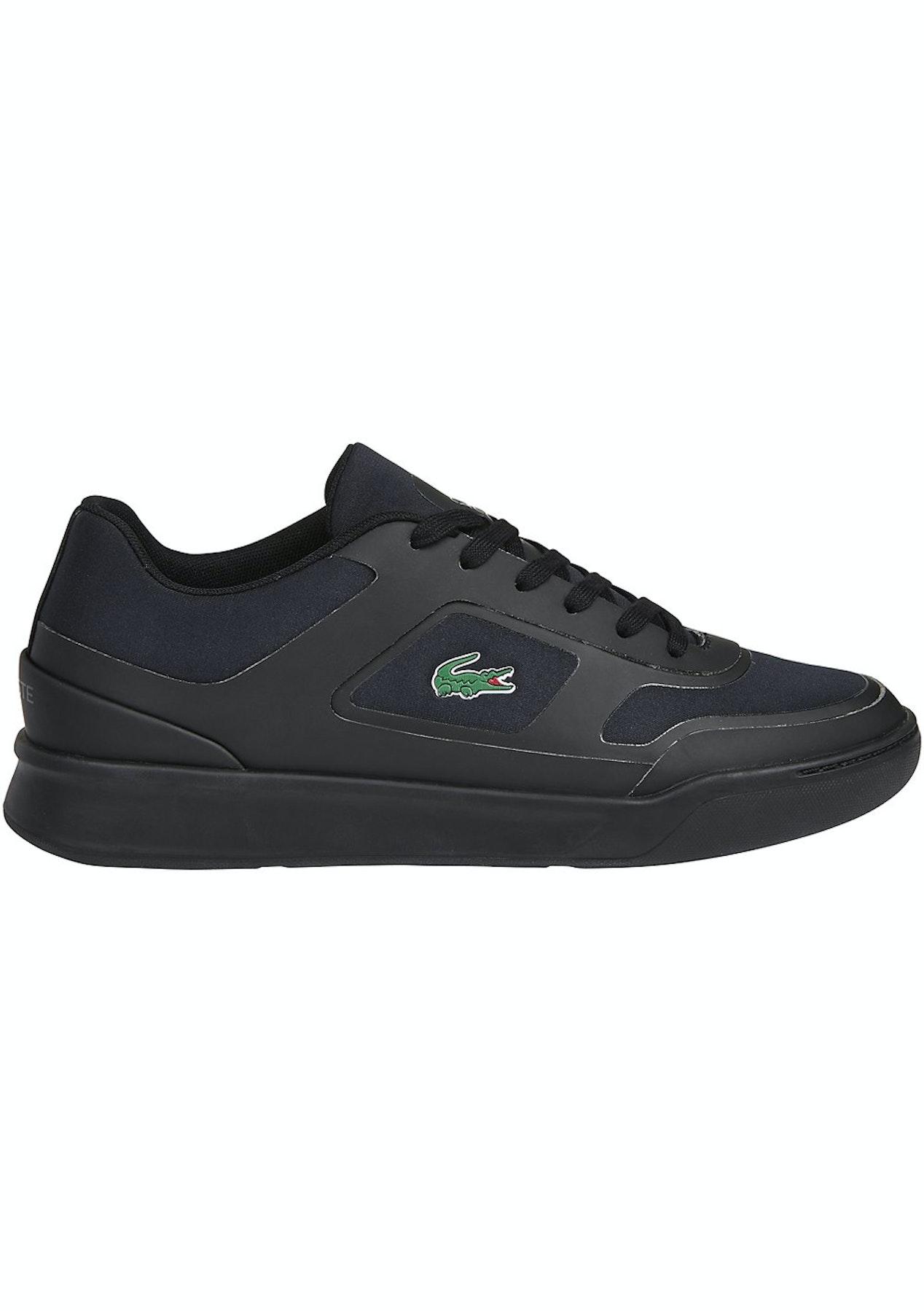 b2c5ff0f3 Mens Lacoste - Explorateur Sport 316 1 - Black - Free Shipping Mens Shoes -  Onceit