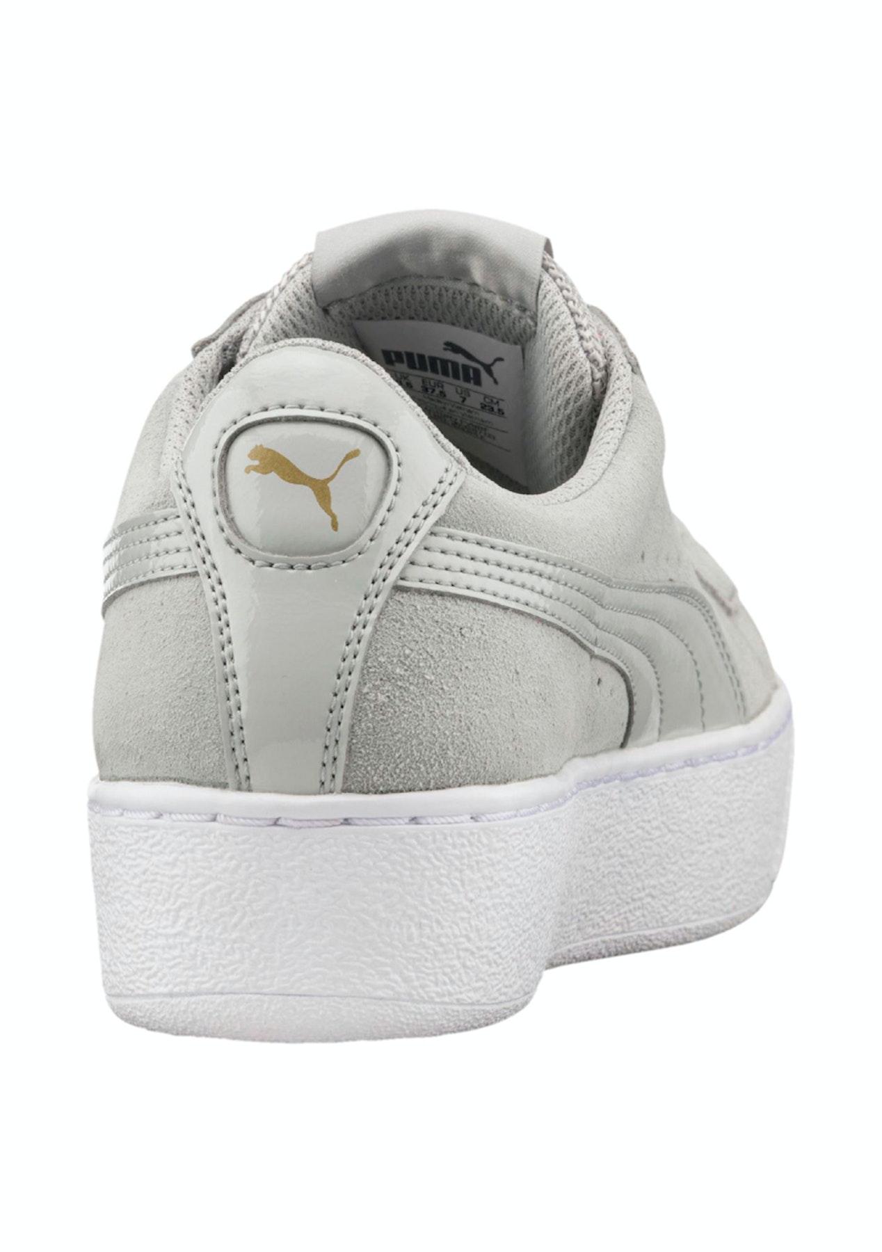 150ee2ebeb7 Puma Womens - Puma Vikky Platform - Grey Violet - Shoe Garage Sale - Onceit