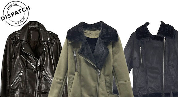 Leather Jackets & more