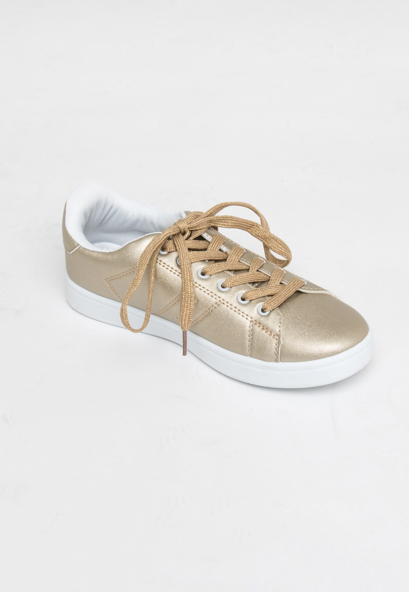 Sneakers - Champangne