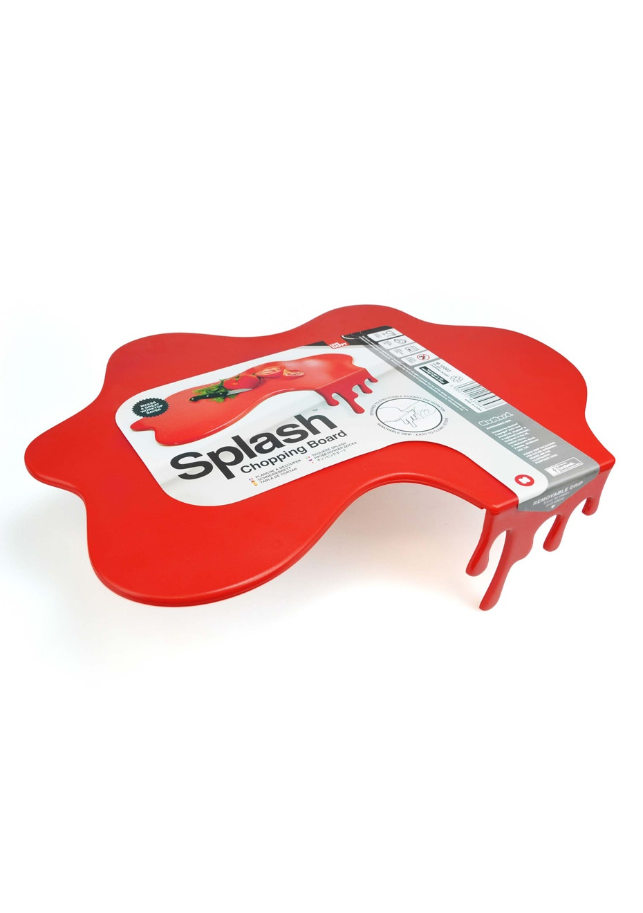 Mustard - Splash Chopping Board