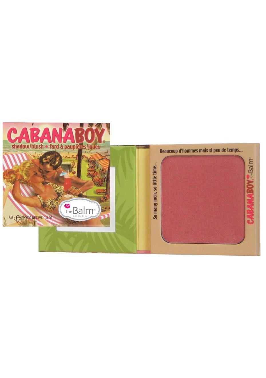 theBalm Cabanaboy Shadow Blush