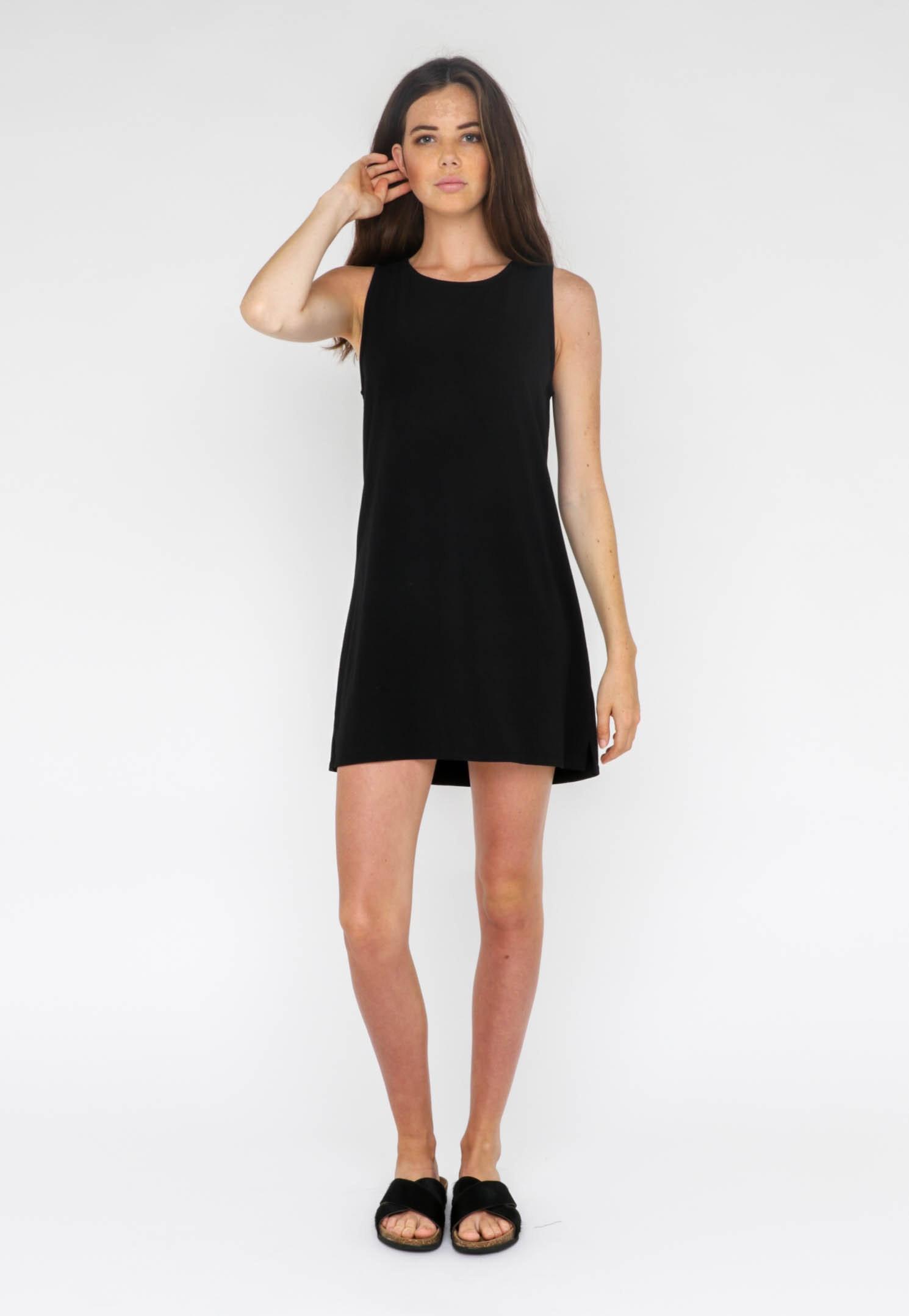 Silent Theory - Knox Tank Dress - Black