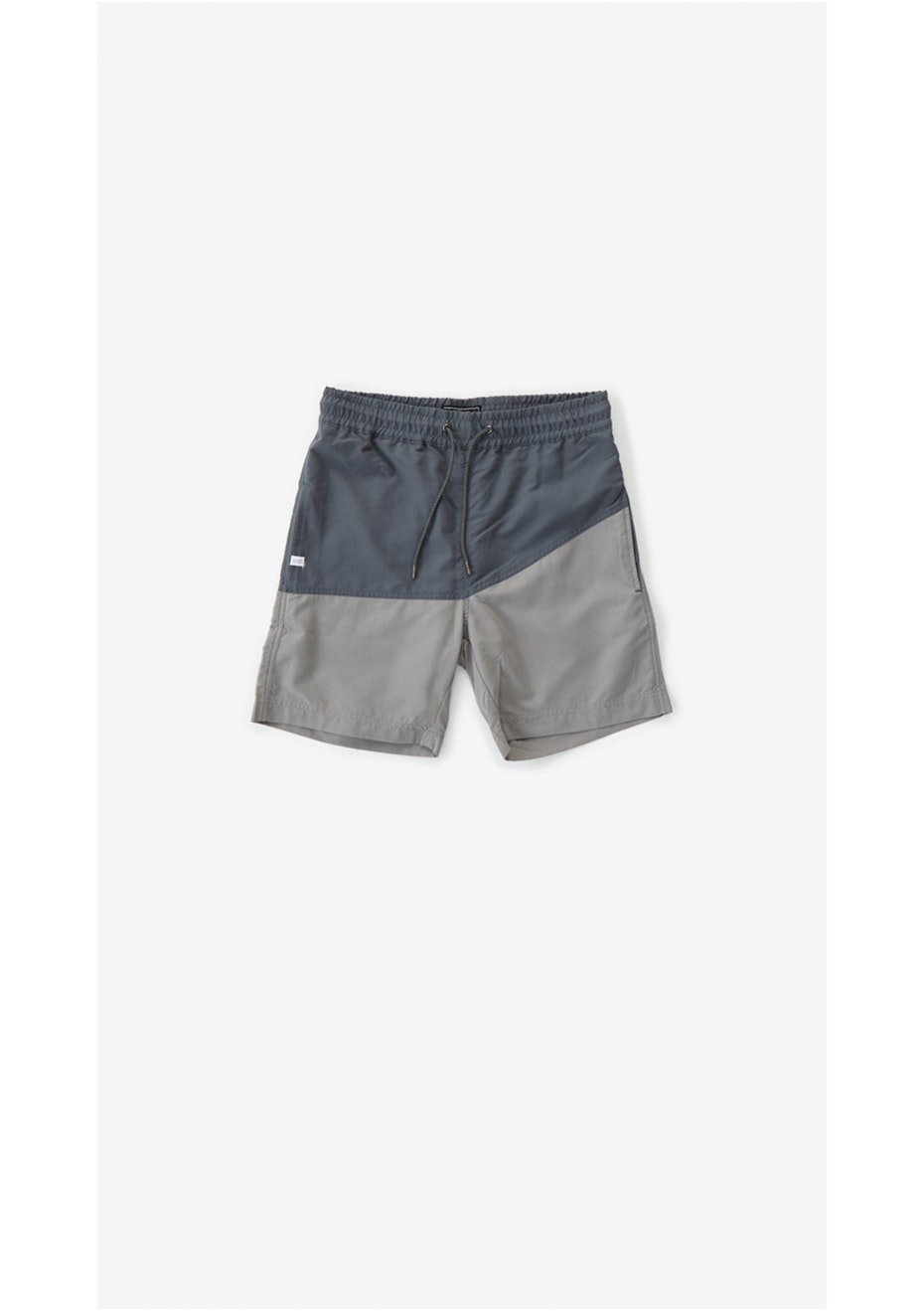 I Love Ugly - Percy Boardshort Two Tone Grey