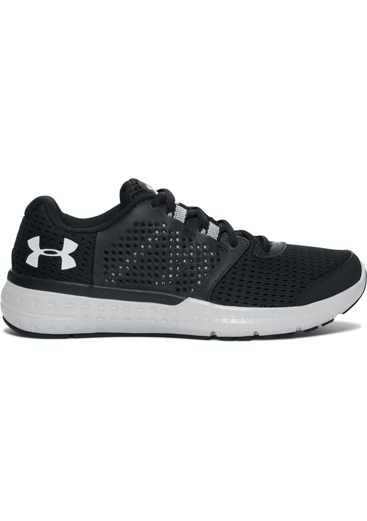5b02157a05a Under Armour - Womens Micro G Fuel Rn Blk Glacgry - Onceit s Gone it s Gone  Outlet - Onceit