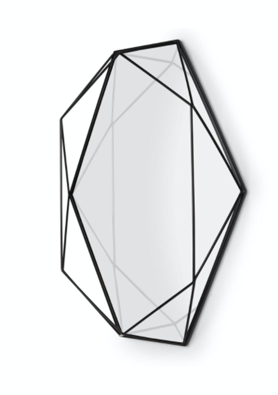 Umbra - Prisma Mirror  - Black