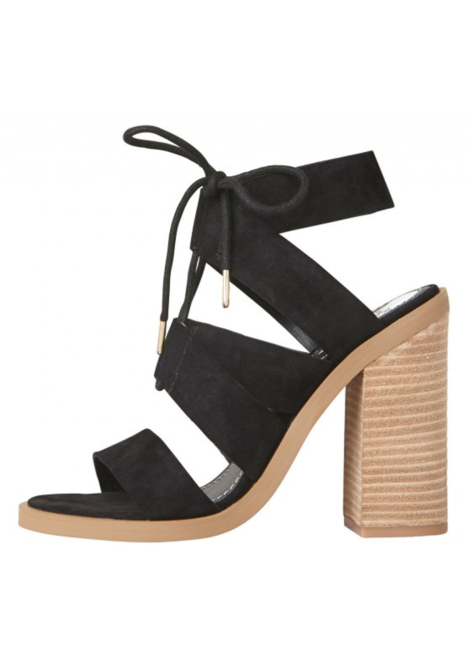 Windsor Smith - Tyra - Black Suede