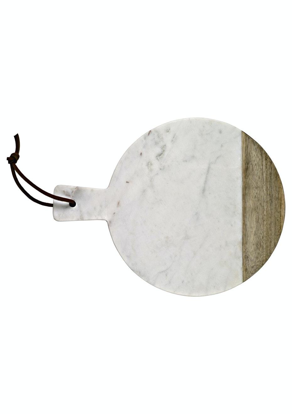 Jason - Marble Round Platter