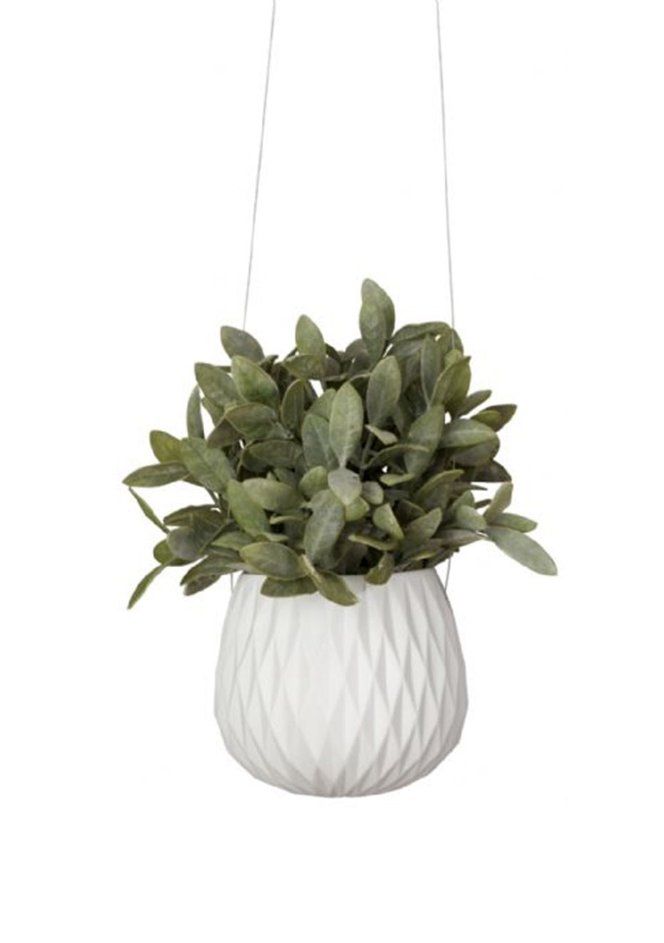 General Eclectic - Hanging Planter Diamond