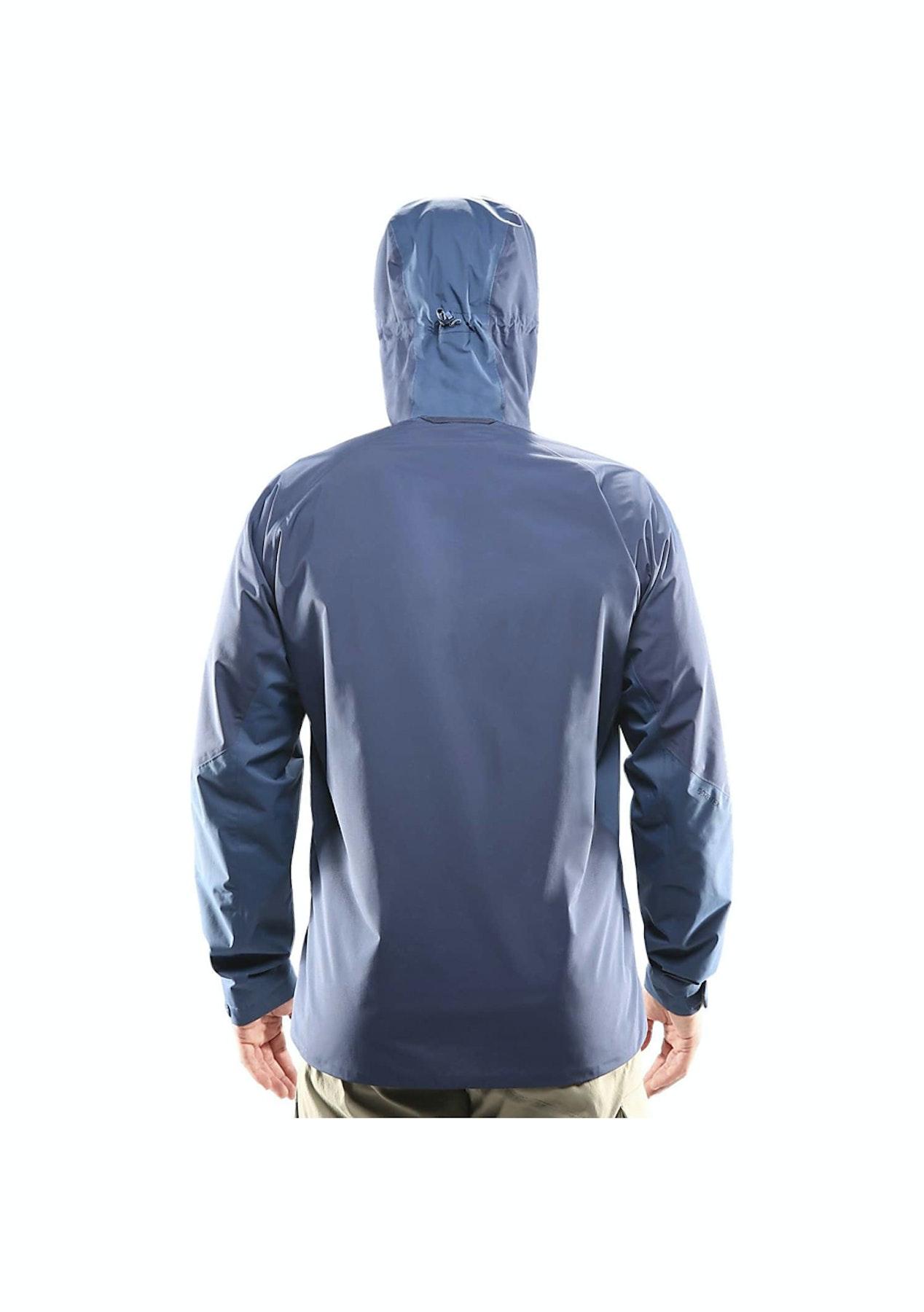Hägloffs - Virgo Jacket Men 3NP Blue Ink/Tarn Blue ...
