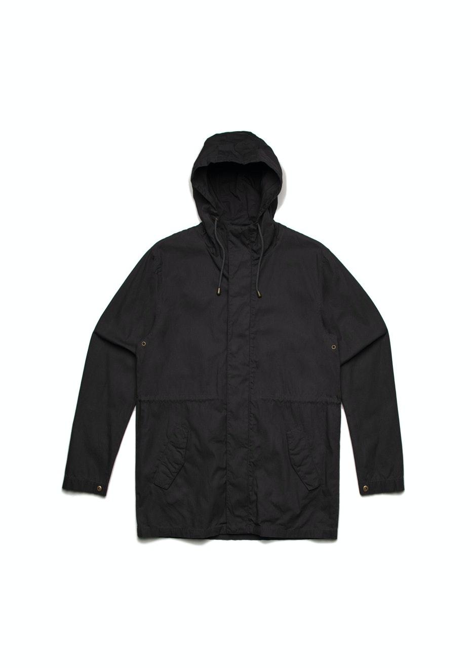 As Colour - Nomad Jacket Mens - Coal
