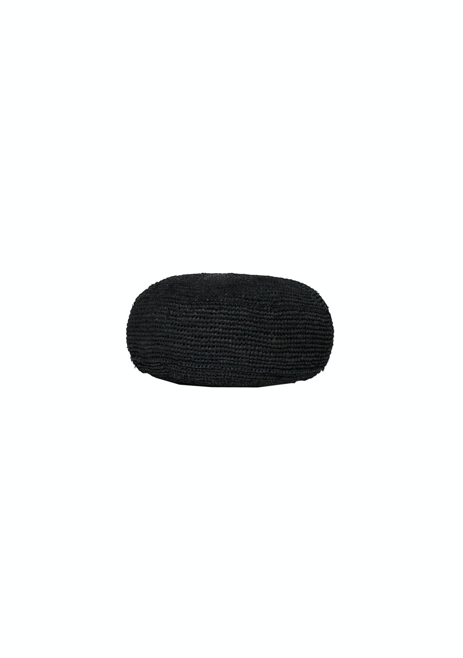 Seagrass Pouf   Black   On Trend Furniture U0026 More   Onceit