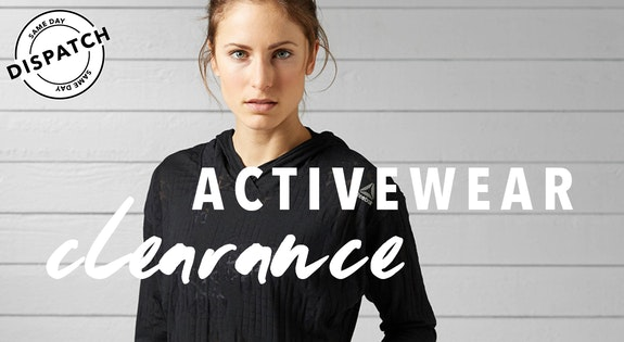 Activewear Clearance